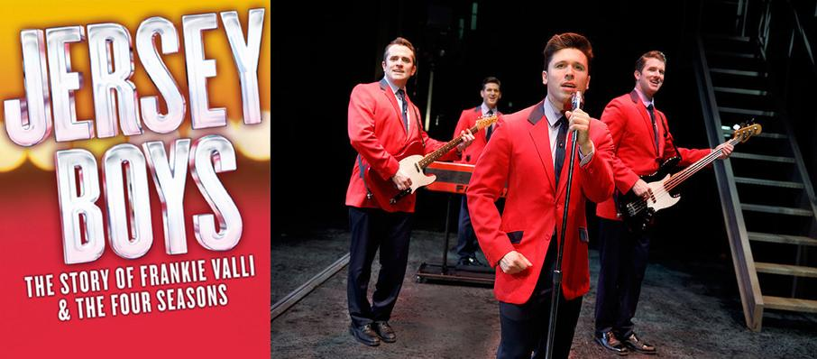 Jersey Boys at Grand 1894 Opera House
