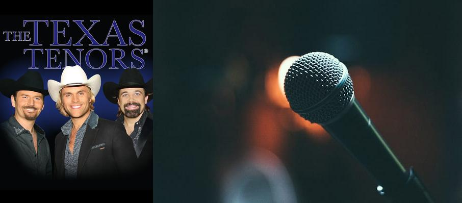 The Texas Tenors at Grand 1894 Opera House
