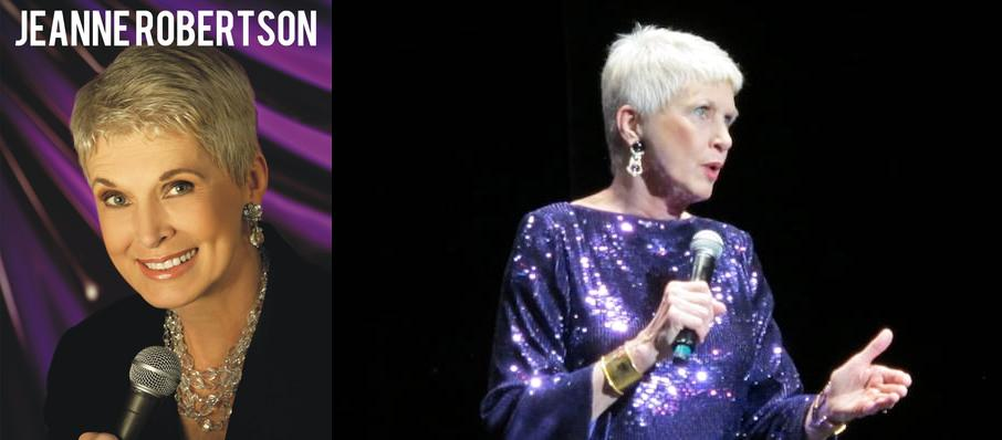 Jeanne Robertson at Grand 1894 Opera House