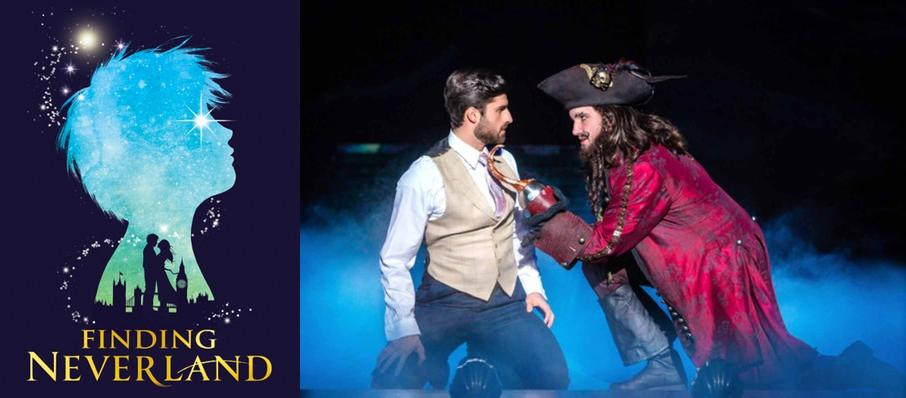 Finding Neverland at Grand 1894 Opera House