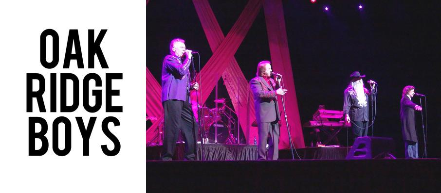Oak Ridge Boys at Grand 1894 Opera House