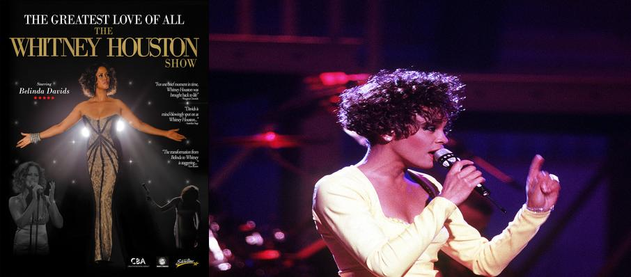 The Greatest Love of All - Whitney Houston Tribute at Grand 1894 Opera House