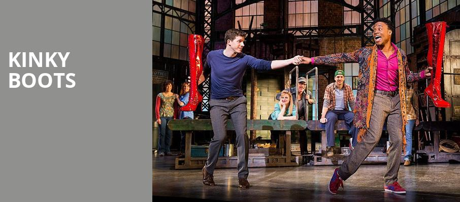 Kinky Boots, Grand 1894 Opera House, Galveston
